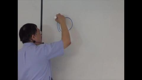 Example: moment of inertia for a solid disk