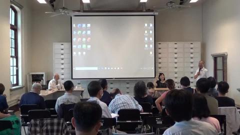 臺灣學工作坊-非典型歷史書寫上午場(1) 1.MP4