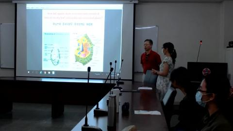 20200922_植物科學講座 ADVANCES IN PLANT SCIENCE & 書報討論 SEMINAR