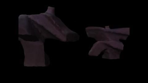 3D建模 - 大對招