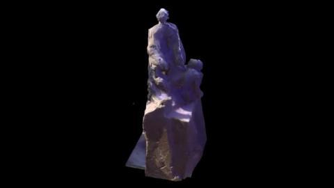 3D建模 - 浮雲歌