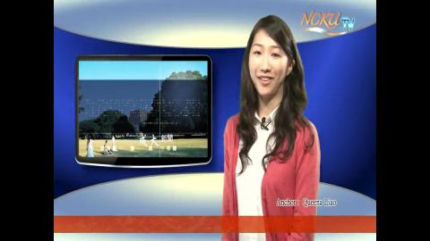 【Episode43】- Student Anchor: Queena Liao