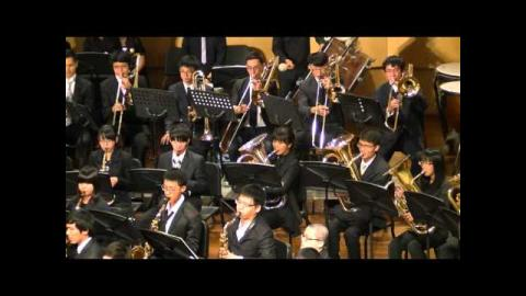2014成大管弦冬季成發(7)First suite for military in Eb 第一組曲