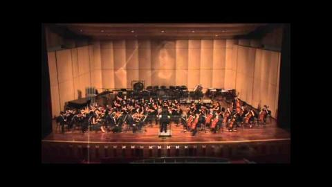 2014成大管弦冬季成發(3)Suk Serenade in E-flat major,Op. 6, 4th mvt  降E大調小夜曲,Op.6第四樂章