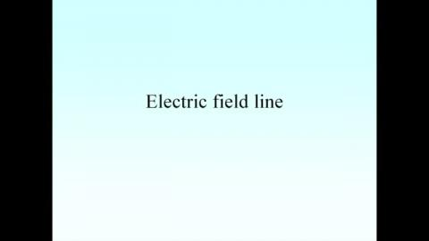 Electric field lines (again)