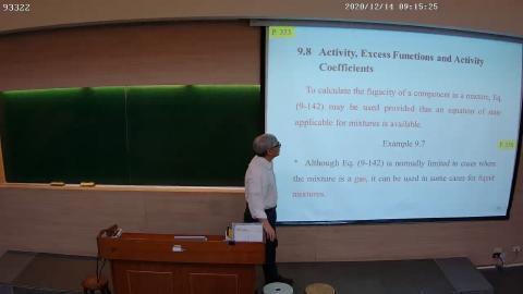 12/14/2020 - Advanced chemical engineering thermodynamics - part 3 (1).avi