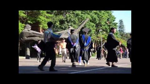國立成功大學102級畢業典禮回顧影片