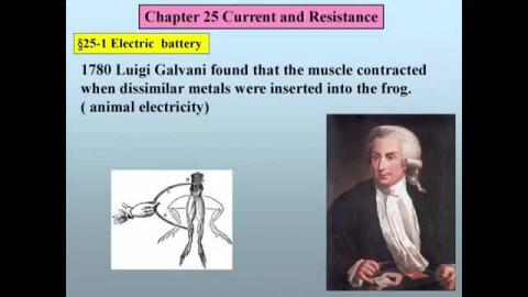 Introduction: electric current