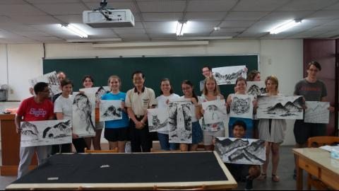 【影音】成大華語中心專業受肯定 國外華語教師前來研習體驗