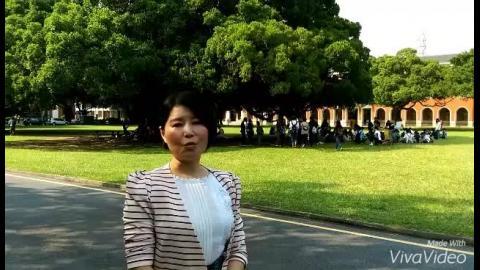 「手機拍片實作工作坊」: 介紹成大校園