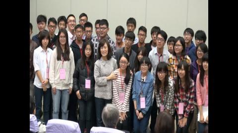 成大優秀高中生就讀獎學金頒獎  62人得獎