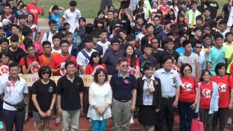 中南僑盃運動會  成大火熱開賽
