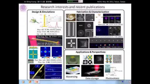 Optical nanoantennas and plasmonic nanocircuits