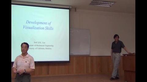 Development of Visualization Skills