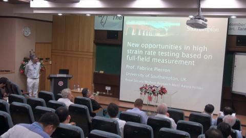 第九屆撞擊工程國際研討會  首度來台撞擊交流
