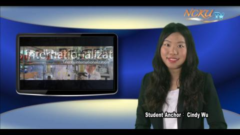 【Episode87】- Student Anchor : Cindy Wu