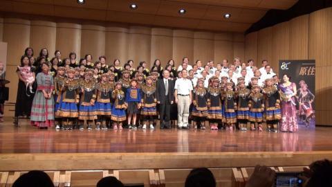 成大校慶大希成唱聯合音樂會  屏東希望兒童合唱團獻聲