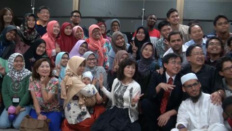 成大穆斯林學生喜迎  伊斯蘭祈禱室正式啟用