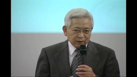 黃崑巖教授:終身的知識份子(課程4)