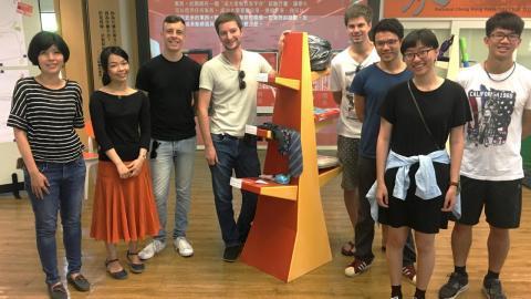 成大學生創立借物共享平台  響應循環經濟