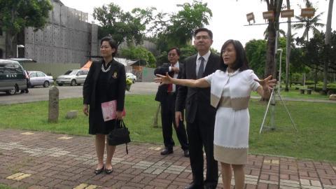 泰國朱拉隆功大學校長參訪成大 尋求更多合作交流