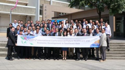 成大東南亞健康照護培訓課程  多國學者專家參與