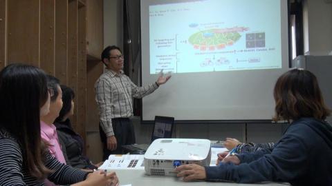 成大洪健睿海洋醫藥團隊  發現B2蛋白能殺癌細胞