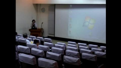 1.跨領域專業服務學習對學生之正面影響(13:00~14:00) 2.綜合討論(16:00~17:00)