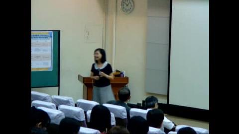建構課程精進機制-台灣大學經驗分享及本校實施計畫說明會