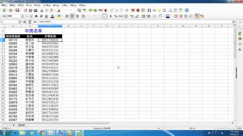 以0開頭的資料匯出入運用問題