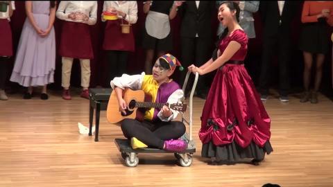 【影音】成大英語戲劇表演課程
