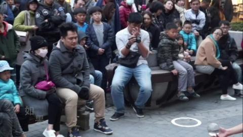 【影音】街藝狂想曲- Mr.小安先生