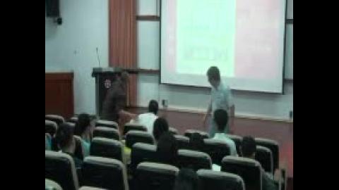 東南亞專題演講--印尼伊斯蘭:走出歷史中的衝突緊張,轉向溫和