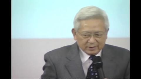 黃崑巖教授:終身的知識份子(課程5)