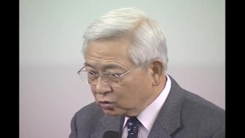 黃崑巖教授:終身的知識份子(課程6)