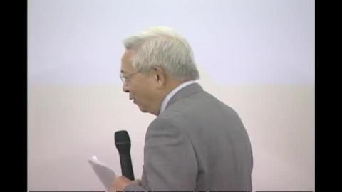 黃崑巖教授:終身的知識份子(課程7-1)