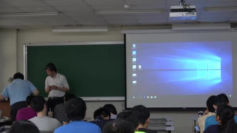 20190328 數學系專題演講 鮑興國教授 Lecture 1a