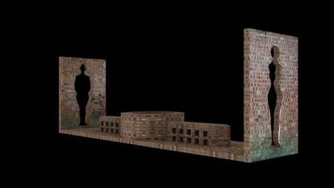 3D建模 - 水蓮