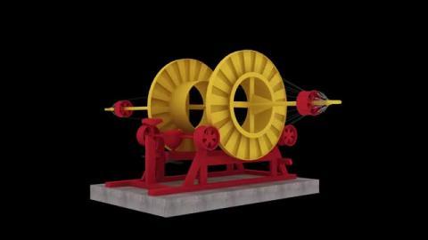 3D建模 - 祈禱