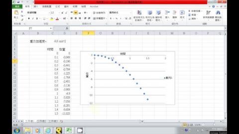 Excel玩物理 - 執行VBA的事前準備
