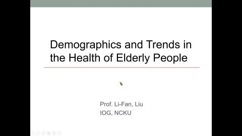 Demographics and trends in the heath of elderly people.mp4