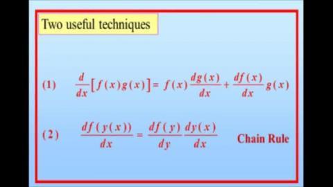 Two useful formulae