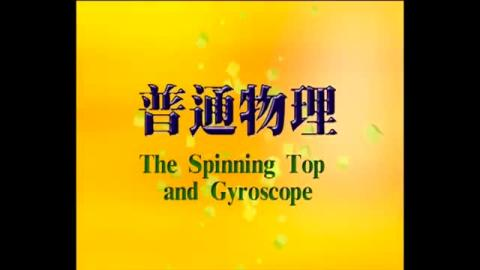 Concept: the spinning top