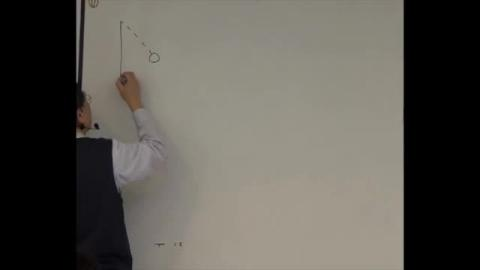 Equation of motion for simple pendulum