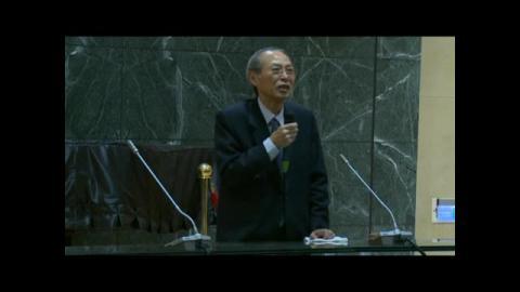 2014 臺灣綜合大學新進教師專業知能研討會-主席致詞