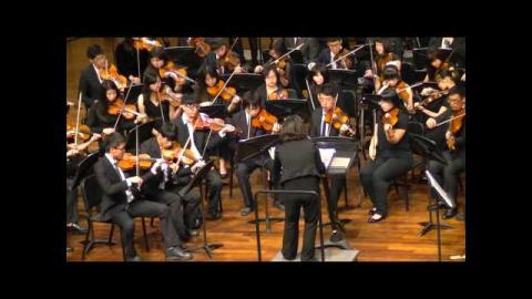 2014成大管弦冬季成發(4)Symphony No.6