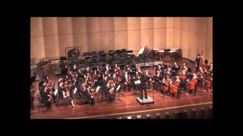 2014成大管弦冬季成發(1)Tchaikovsky: Allegro ma non tanto in G major 柴可夫斯基:G大調 不過快的快板