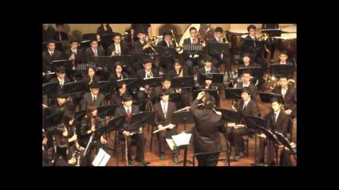 2014成大管弦冬季成發(9)Danza Sinfonica 交響舞曲
