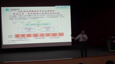 2015-04-07 如何培養三創 張超群先生 3 of 3