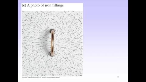Comment on the magnetic field of a circular loop - II